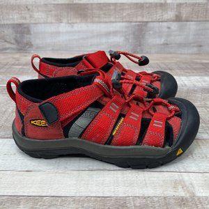Keen Unisex Kids Adjustable Hiking Sandal US 13